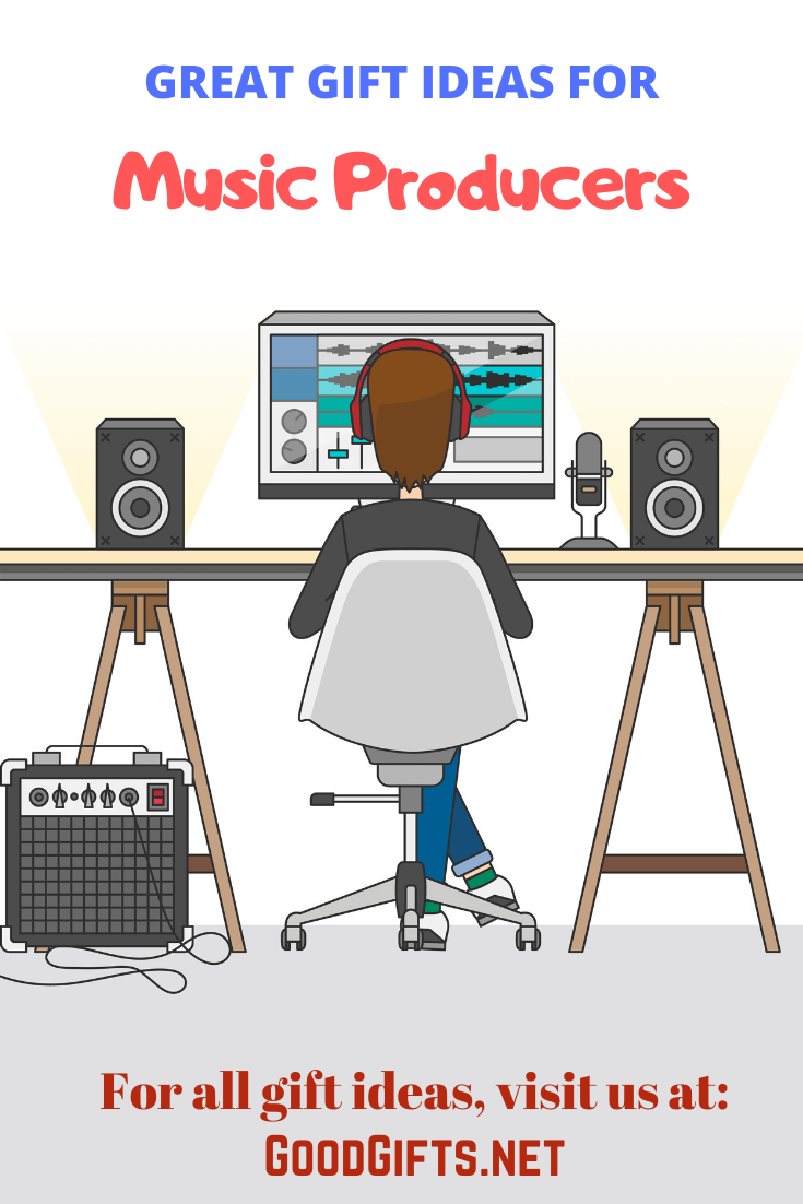 Best gifts for music producers