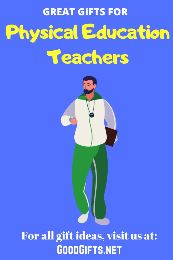 PE Teacher gifts