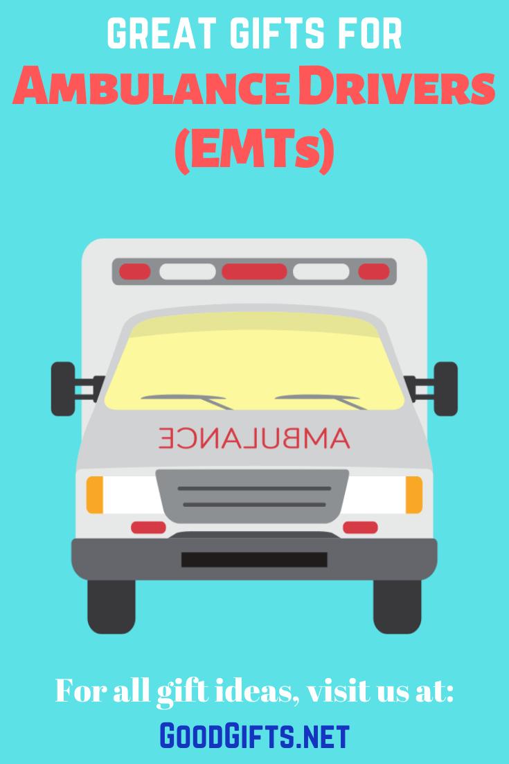 Ambulance Driver Gifts