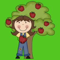 Apple Shaped Gifts for Teachers and Others Who Love Apples