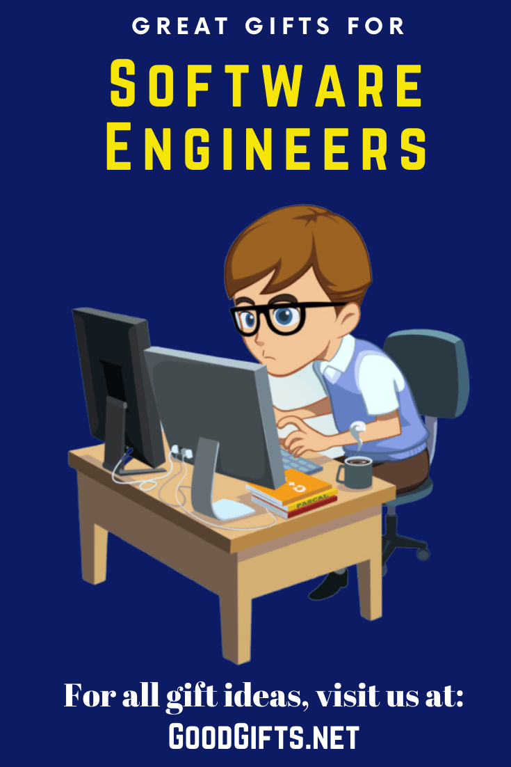 Gift ideas for software engineers