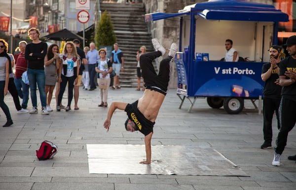 Gifts for Breakdancers