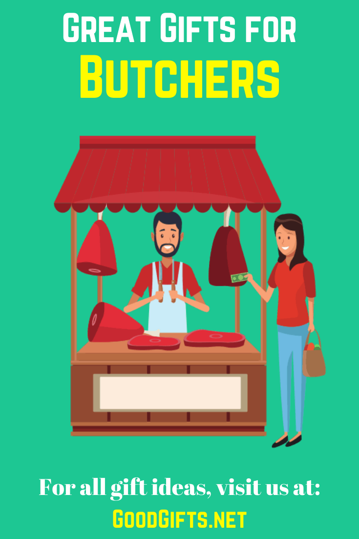 Gifts for Butchers
