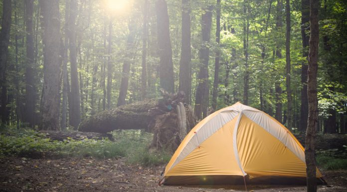Best Backpacking Tent Under $100