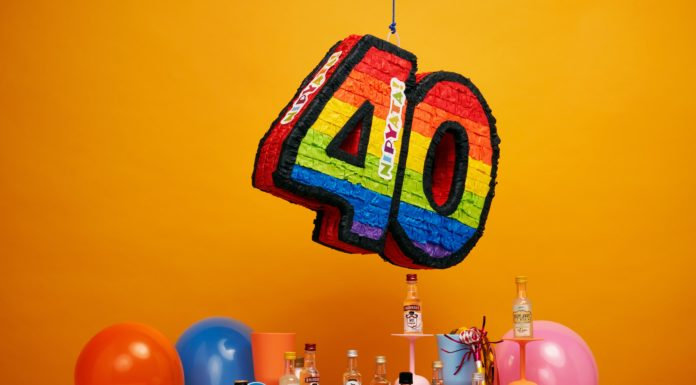 Gag gifts for 40th birthday