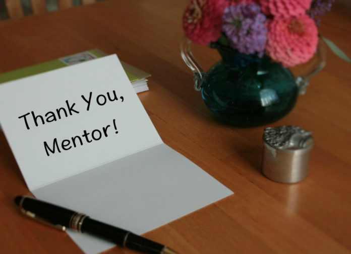 Thank You Gifts For Mentors At Work