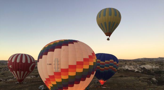 Hot Air Balloons Gifts